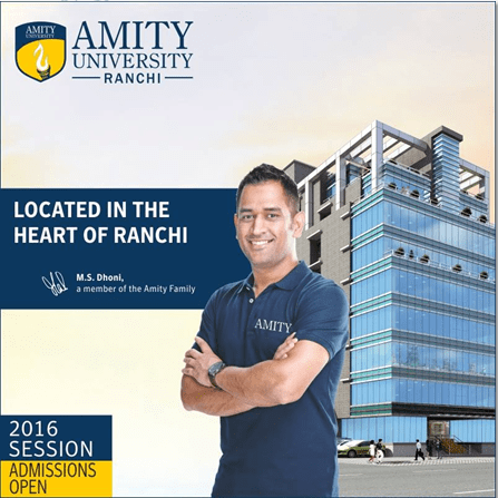 Complete Social Media Handling via Facebook and Instagram including various campaign for Amity University for  Patna and Ranchi